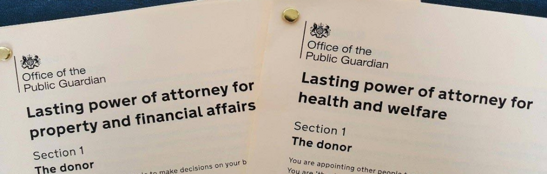 True Story: Why you need a Lasting Power of Attorney for Health and not just Wealth
